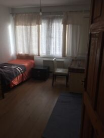 A double room to rent in cool place