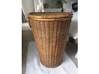 Rattan Linen Basket