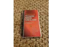 Psychiatric nursing clinical guide
