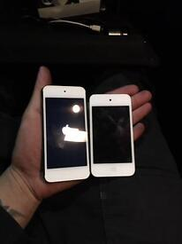 2x ipod touch 5th 4th gen generation 32gb