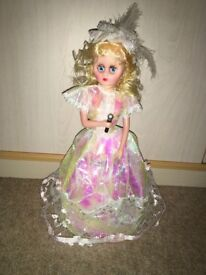 Doll which can sing 'I'm a barbie girl'