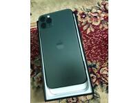 IPhone 11 Pro Max 256 GB unlocked