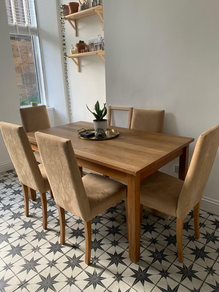 Next dining table and chairs £9 ONO   in Southside, Glasgow   Gumtree