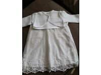 Christening dress size 6-9 months