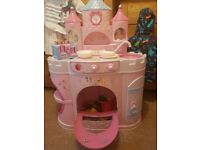 princess toy kitchen with toaster and food antrim
