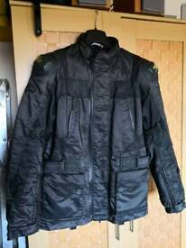 Spyke Titanium textile jacket