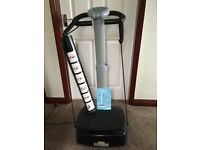 Vibropower Exercise Machine