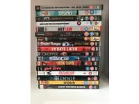 DVD's loads of them