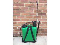 Knapsack garden sprayer 15 L
