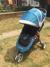 Baby Jogger City Mini in Teal