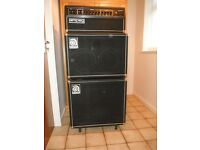 Ampeg SVT200T Bass amp