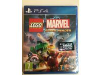PS4 Lego Marvel Super Heroes Game