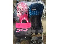 Cosatto double buggy for sale