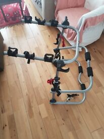 Rear High Mount 3 Cycle Carrier