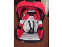 Fisher Price Safe Voyage Group 0+ Baby Car Seat-RED