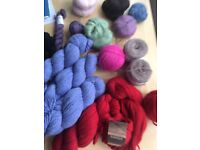FREE selection of wool