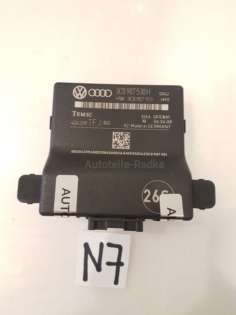 Steuergerät 3C0907530H Gateway Diagnosesteuergerät VW Passat (3C2) Original