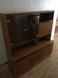 Real wooden cabinet for sale