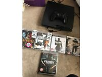 PS3 including games
