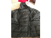 Black coat - Next 4 years old