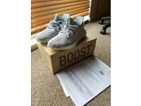 Adidas yeezy boost 350 v2 blue tint uk 8