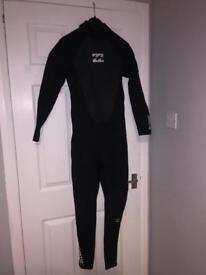 Billabong wet suit