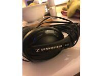Sennheiser HD202 Headphones.