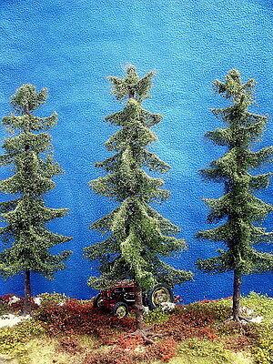 Modellbaum: Fichte 1:35 / 32 ,Spur1 f. Diorama