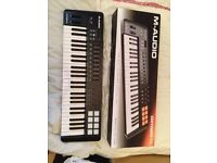M-Audio Oxygen 49 Midi keyboard