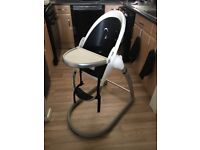 Reckoning high chair, suitable from newborn