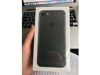 Brand New iPhone 7 32GB, locked to vodafone