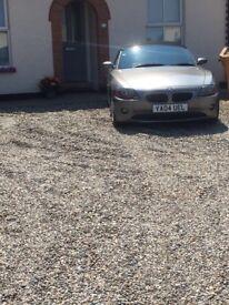 BMW Z4 roadster 2.2L