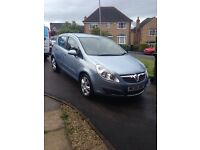 REDUCED!! Vauxhall Corsa 1.4 i 16v Design 5dr (a/c) 62,110 miles, fully valeted - GREAT CONDITION