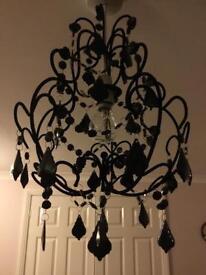 Black Ceiling Light Shades