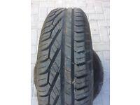 Uniroyal Rain Expert 3 tyres 165/70r14 kangoo rim
