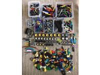 3.5 kg of Lego Technics