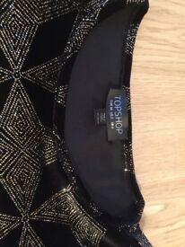 Topshop size 6 dress