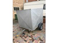 Box trailer 6x4'
