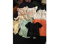 Bundle of clothes 7-8 years