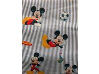 Mickey Mouse Fabric only £3 Per Metre!