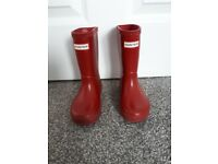 Unisex childrens Hunter wellies