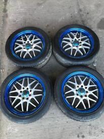 Racing sparco ns2 jdm wheels