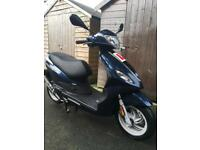 2015 Piaggio Fly Moped 50cc