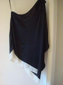 Lovely off the shoulder top River Island - size 12
