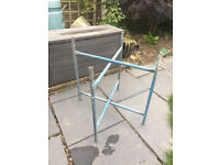 BUILDERS STAND / TABLE - ( LESS THAN HALF PRICE - BARGAIN )