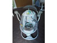 Ingenuity ConvertMe Swing, Great Condition, COLLECTION ONLY £35