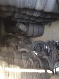 Tyres job lot