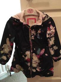 Baby girls Ted Baker Spring Coat 12-18mths