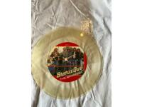 Status Quo The Wanderer clear vinyl