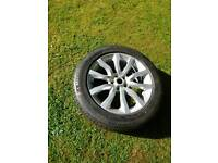 Range Rover Sport - 22 inch alloy wheels and tyre